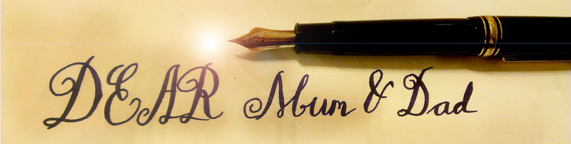 Dear Mum And Dad ©